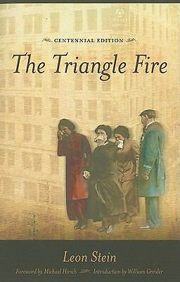 The Triangle Fire, Stein, Leon, Acceptable Book