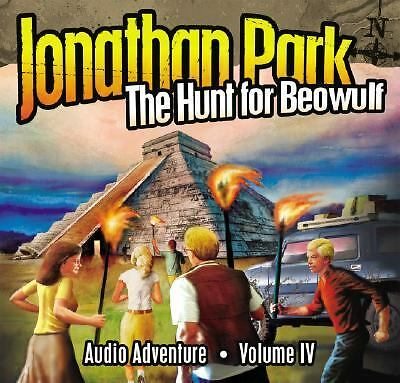 Jonathan Park, Vol. 4: The Hunt for Beowulf, Roy Pat, Good Book