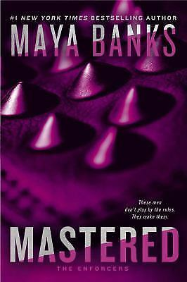 Mastered (The Enforcers), Banks, Maya, Acceptable Book