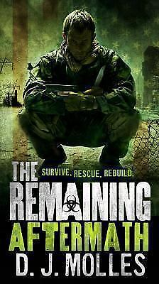 The Remaining: Aftermath, Molles, D.J., Acceptable Book