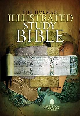 The Holman Illustrated Study Bible: Holman Christian Standard Bible by Broadman