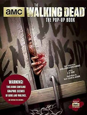 The Walking Dead: The Pop-Up Book by SD Perry