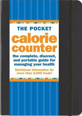 The Pocket Calorie Counter 2012 Edition Portable Diet Guide)