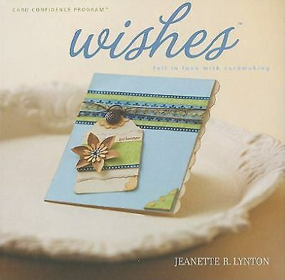 Wishes Fall in Love with Cardmaking by Jeanette Lynton