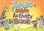 Jumbo Bible Activity Book by Candle Books