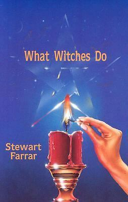What Witches Do, Farrar, Stewart, Acceptable Book