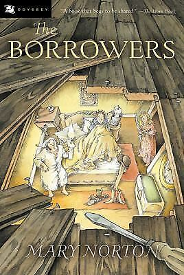 The Borrowers by Norton, Mary