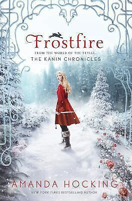 Frostfire (The Kanin Chronicles), Hocking, Amanda, Good Book