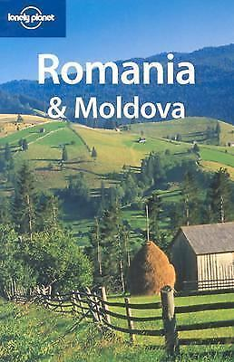 Romania & Moldova Lonely Planet Travel Guides