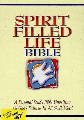 Spirit-filled Life Bible