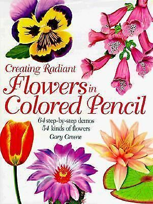 Creating Radiant Flowers in Colored Pencil
