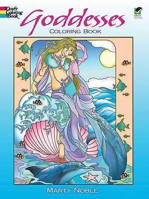 Goddesses Coloring Book (Dover Coloring Books), , Good Book