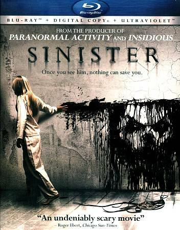 Sinister [Blu-ray] by