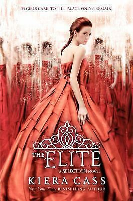 The Elite (The Selection), Cass, Kiera, Good Book
