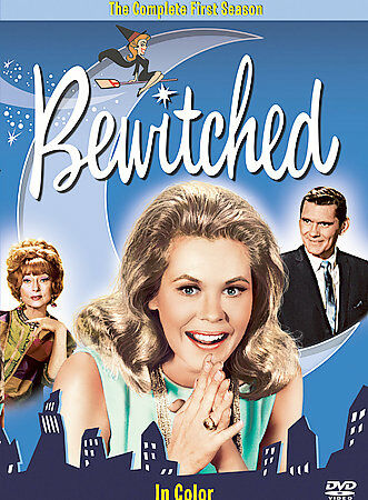 Bewitched: Season One by Elizabeth Montgomery, Dick York, Agnes Moorehead, Erin