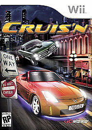 Cruis'n - Nintendo Wii by Midway Entertainment
