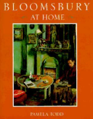 Bloomsbury at Home by Todd, Pamela