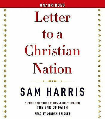 Letter to a Christian Nation by Harris, Sam
