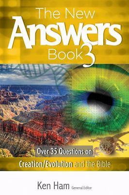 The New Answers Book 3 (Answers Book Series) by Ken Ham