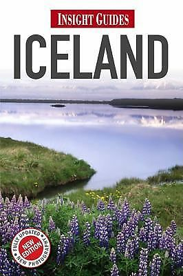 Iceland (Insight Guides), Insight Guides, Good Book