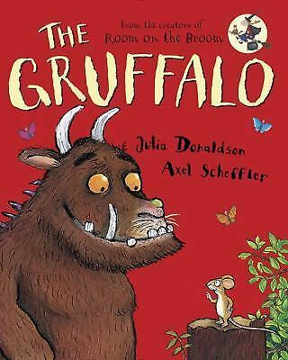 The Gruffalo, Julia Donaldson, Good Book