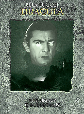 Dracula - The Legacy Collection (Dracula / Dracula (1931 Spanish Version) / Dra