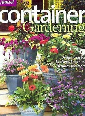 Container Gardening Container Gardening by Webster, Vicki