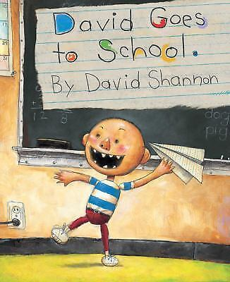 David Goes To School by