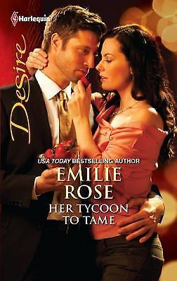 Her Tycoon to Tame by Rose, Emilie