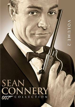 Sean Connery 007 Collection: Volume 2 by
