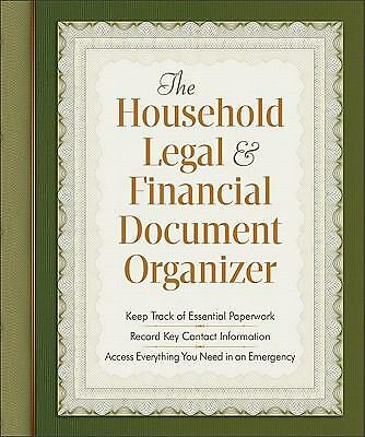 Household Legal and Financial Document Organizer, The by