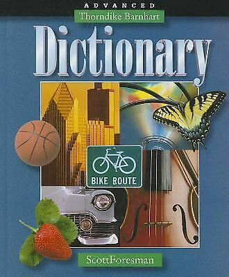 Scott, Foresman Advanced Dictionary by