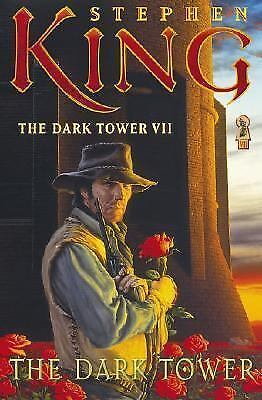 The Dark Tower (The Dark Tower, Book 7), Stephen King, Good Book