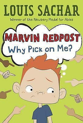 Why Pick On Me? (Marvin Redpost 2, paper) by Sachar, Louis