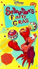 Sebastian's Party Gras [VHS] by