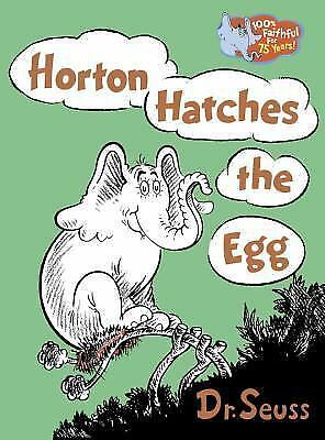 Horton Hatches the Egg by Seuss, Dr.