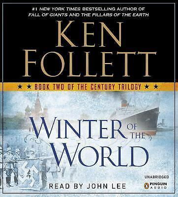 Winter of the World: Book Two of the Century Trilogy, Follett, Ken, Good Book
