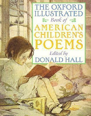 The Oxford Illustrated Book of American Children's Poems by