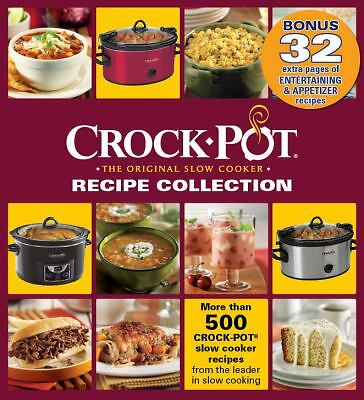 Crock Pot Recipe Collection Binder: With Entertaining and Appetizer Bonus Sectio