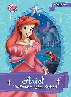 Disney Princess: Ariel: The Shimmering Star Necklace (Disney Princess Chapter B