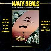 Navy Seals: Original Motion Picture Soundtrack by Sylvester Levay, Various Arti