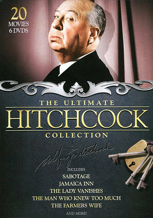 Ultimate Hitchcock Collection by