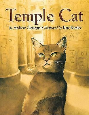 Temple Cat by Andrew Clements