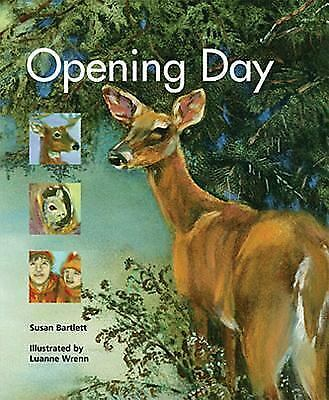 Opening Day by Bartlett, Susan