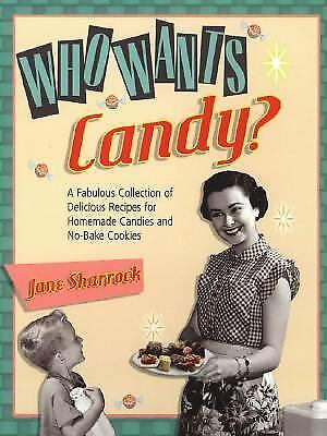 Who Wants Candy?, Sharrock, Jane, Acceptable Book