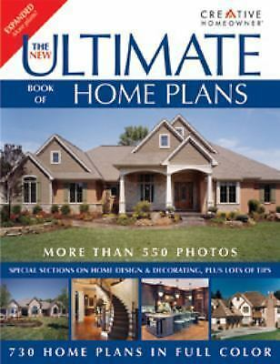 The New Ultimate Book of Home Plans: Lowe's Branded, Editors of Creative Homeown