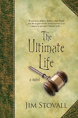 The Ultimate Life (The Ultimate Series #2), Jim Stovall, Good Book