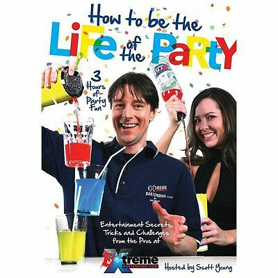 How to Be the Life of the Party, Good DVD, ,