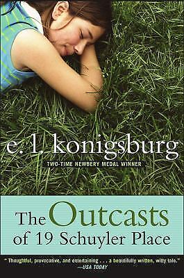 The Outcasts of 19 Schuyler Place, Konigsburg, E.L., Good Book