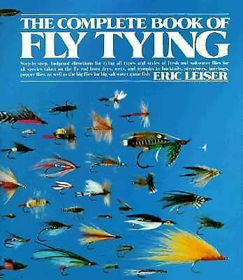Complete Book of Fly Tying, Eric Leiser, Good Book